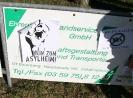 Begrüßung zum AntiraCup in Ulbersdorf 2015