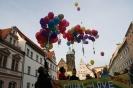 Rainbowflash in Pirna