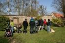 19.04.2015 - Gedenkwanderung KZ Außenlager Mockethal-Zatschke