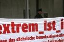 Verhandlung zur Extremismusklausel am VG Dresden