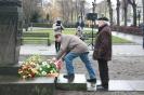 Kranzniederlegung in Pirna