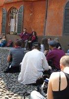 Bildungsfahrt nach Italien 2015