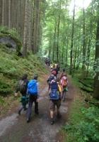 Rote Bergsteiger Wanderung 2016