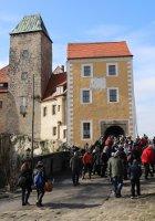 Gedenkveranstaltung auf der Burg Hohnstein