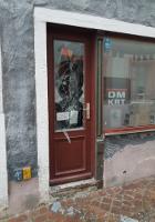 Angriff auf die K2-Kulturkiste in der Pirnaer Innenstadt