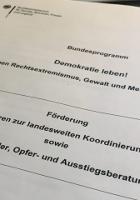 Juristisches Gutachten belegt: Überprüfung von Demokratieprojekten ist verfassungsrechtlich bedenklich und nicht verhältnismäßig