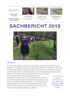 Sachbericht 2018