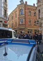 Demonstration in Pirna am 03.05.2020